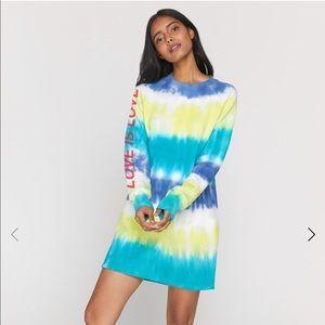 Spiritual Gangster Sweatshirt Dress
